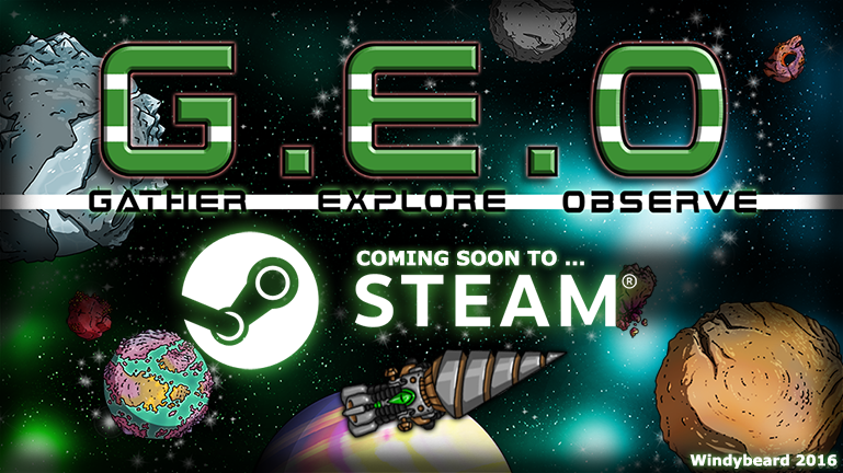 Geo - Coming to steam