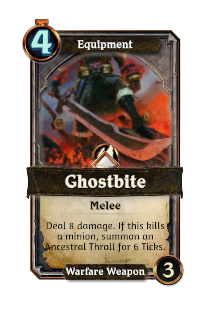 Equipment Ghostbite