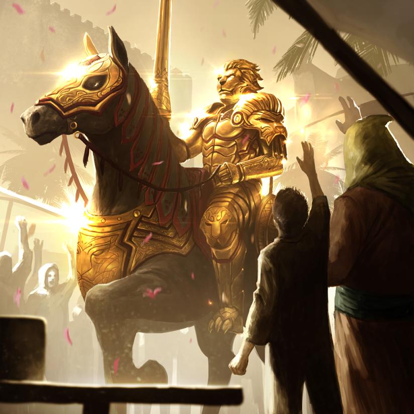 Telacori Knight