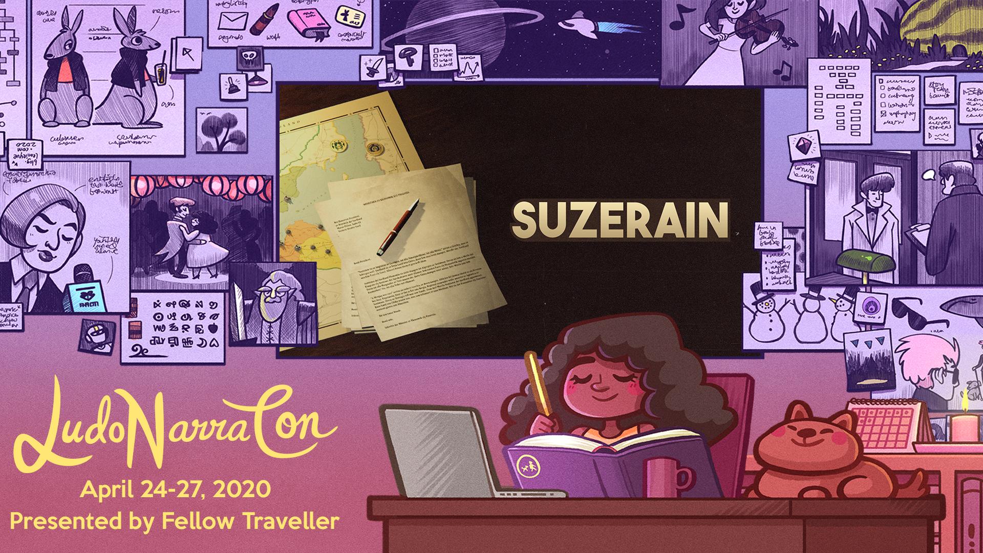 LNC2020 ExhibitorAnnounce Suzera