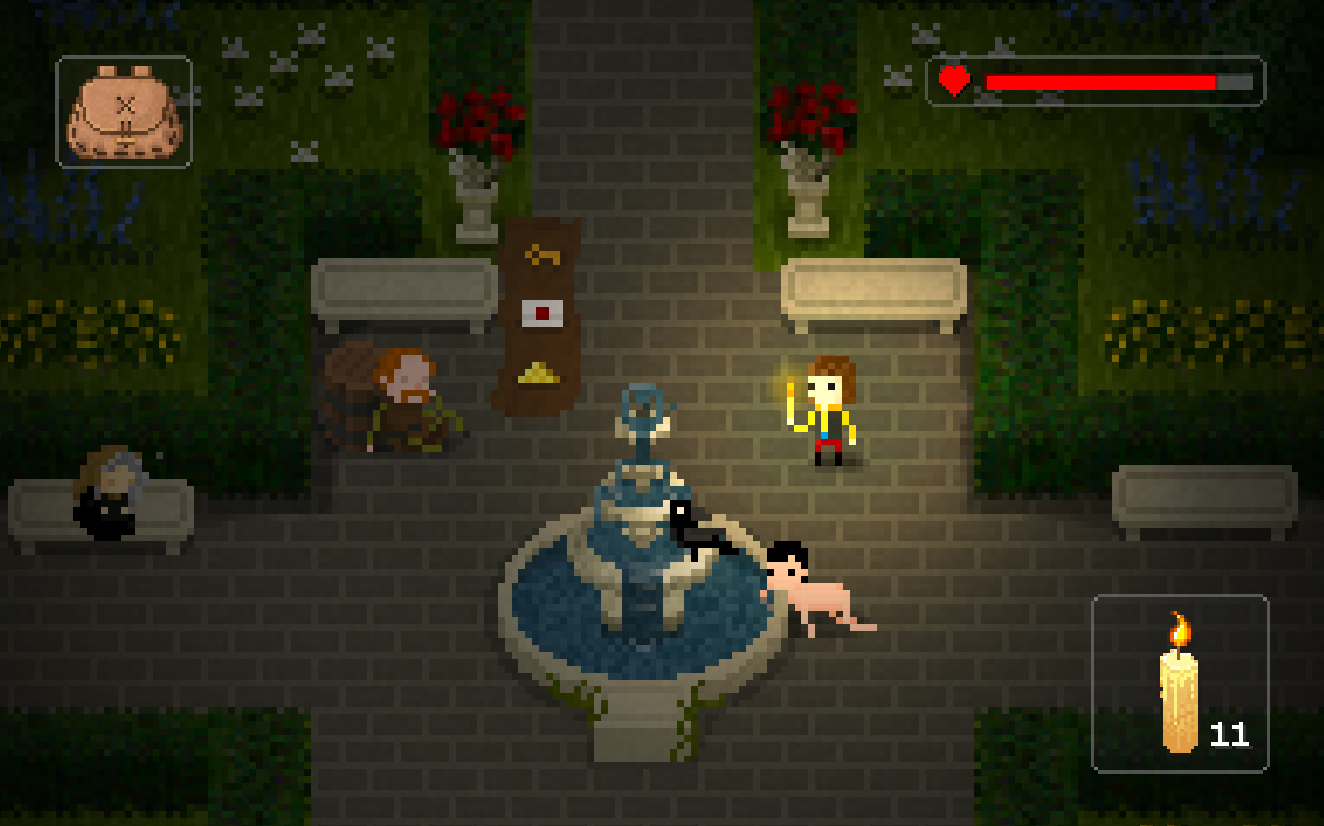 lucanor screenshot 07