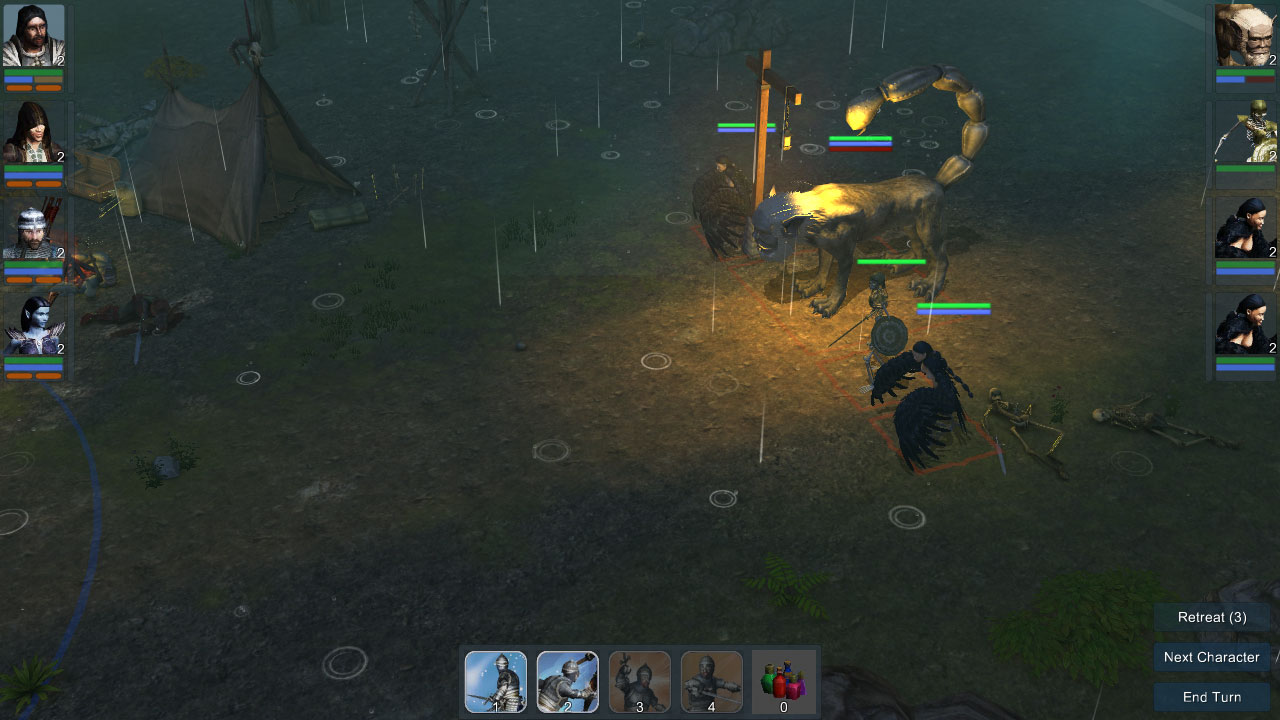 Adapt your tactics - different creatures bring different abilities to the battlefield