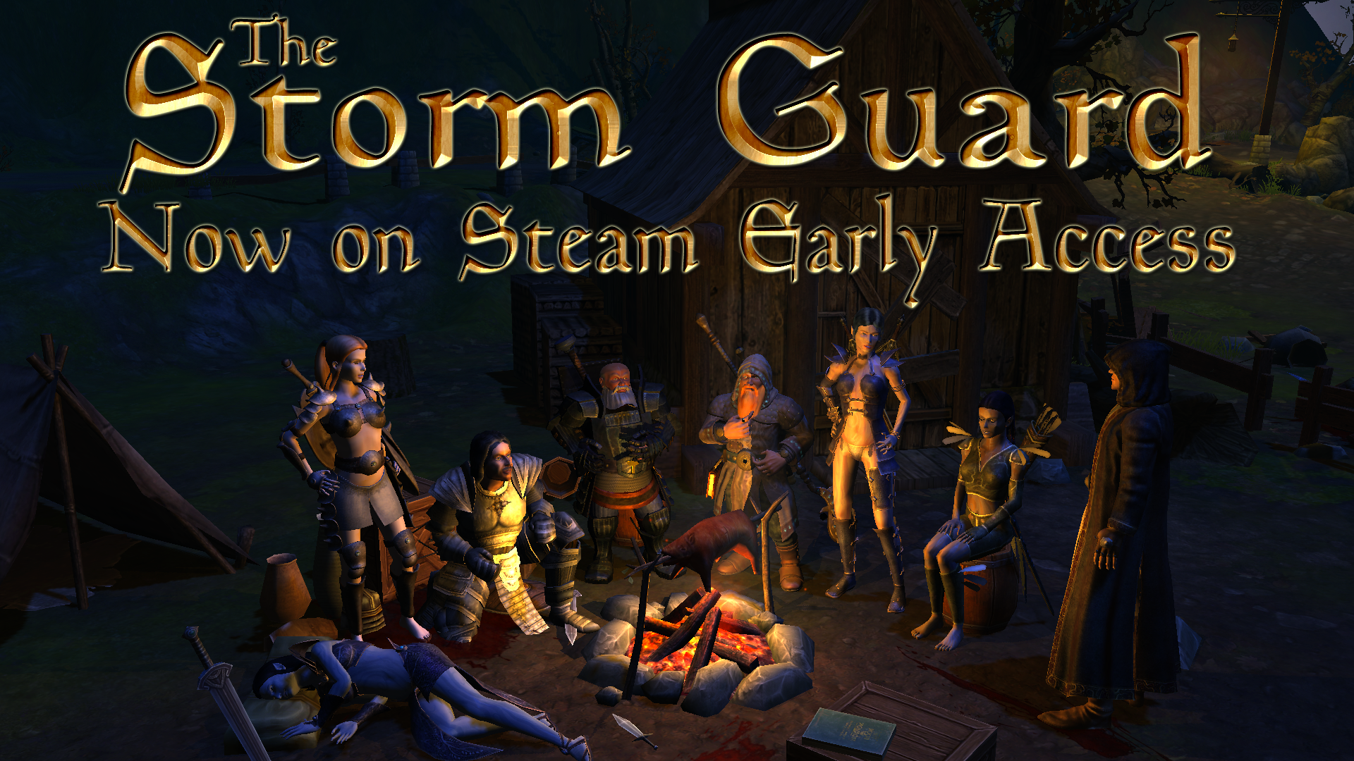 The Storm Guard EarlyAccess