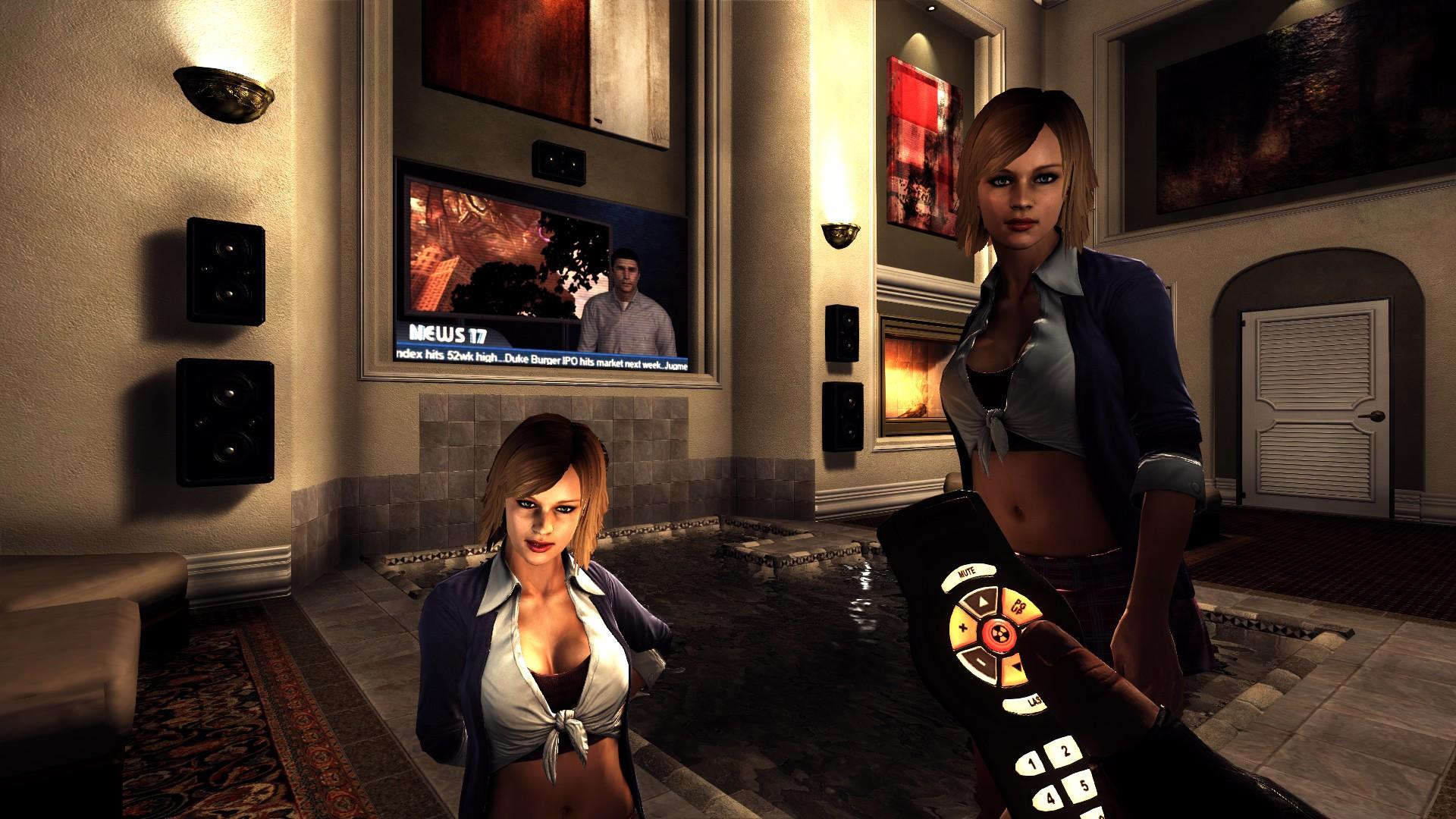 картинки из компьютерной игры дюк нюкем форевер