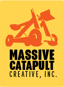 massive catapult logo