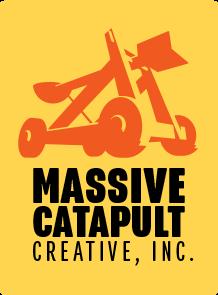 massive catapult logo