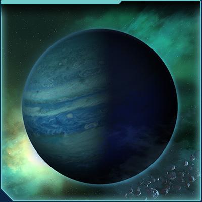 planet eridas