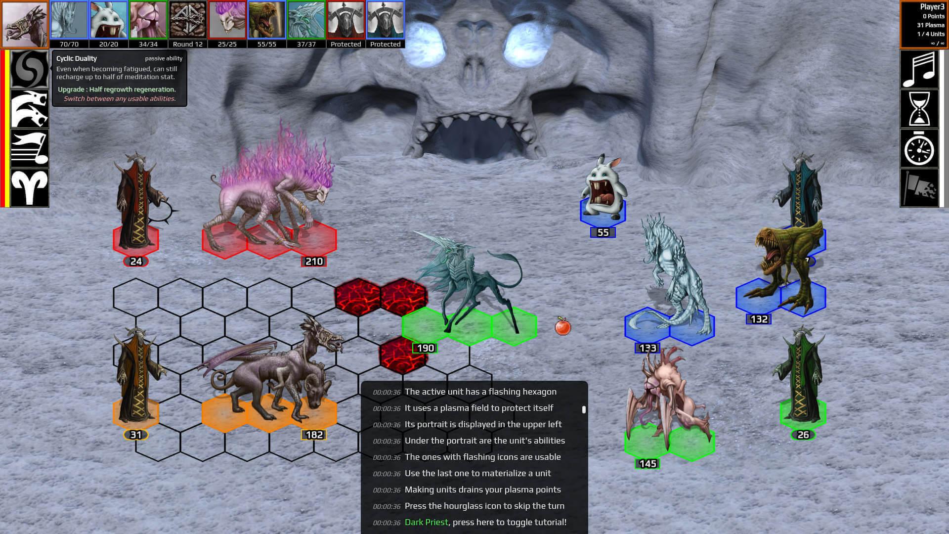 v0.3 Frozen Skull