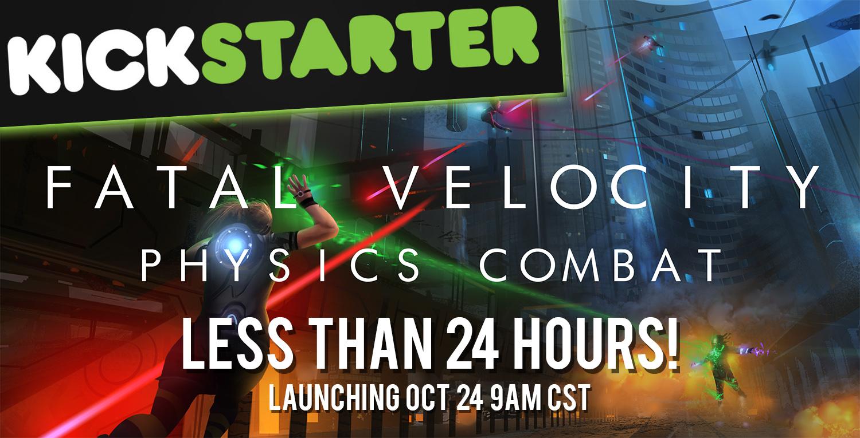 kickstarter less than 24