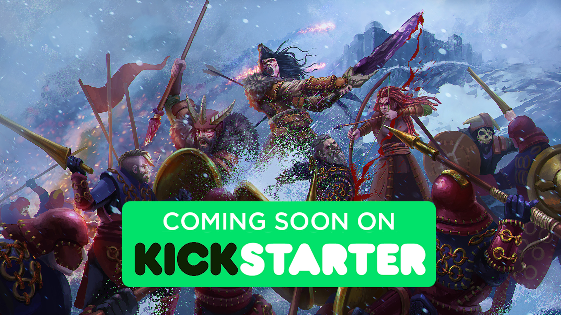 Coming to Kickstarter