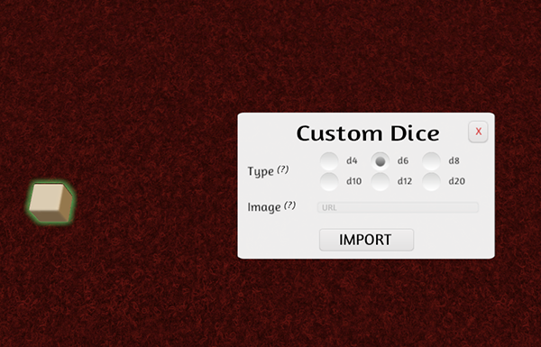 CustomDice