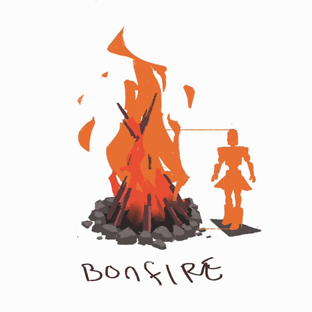 Bonfire concept
