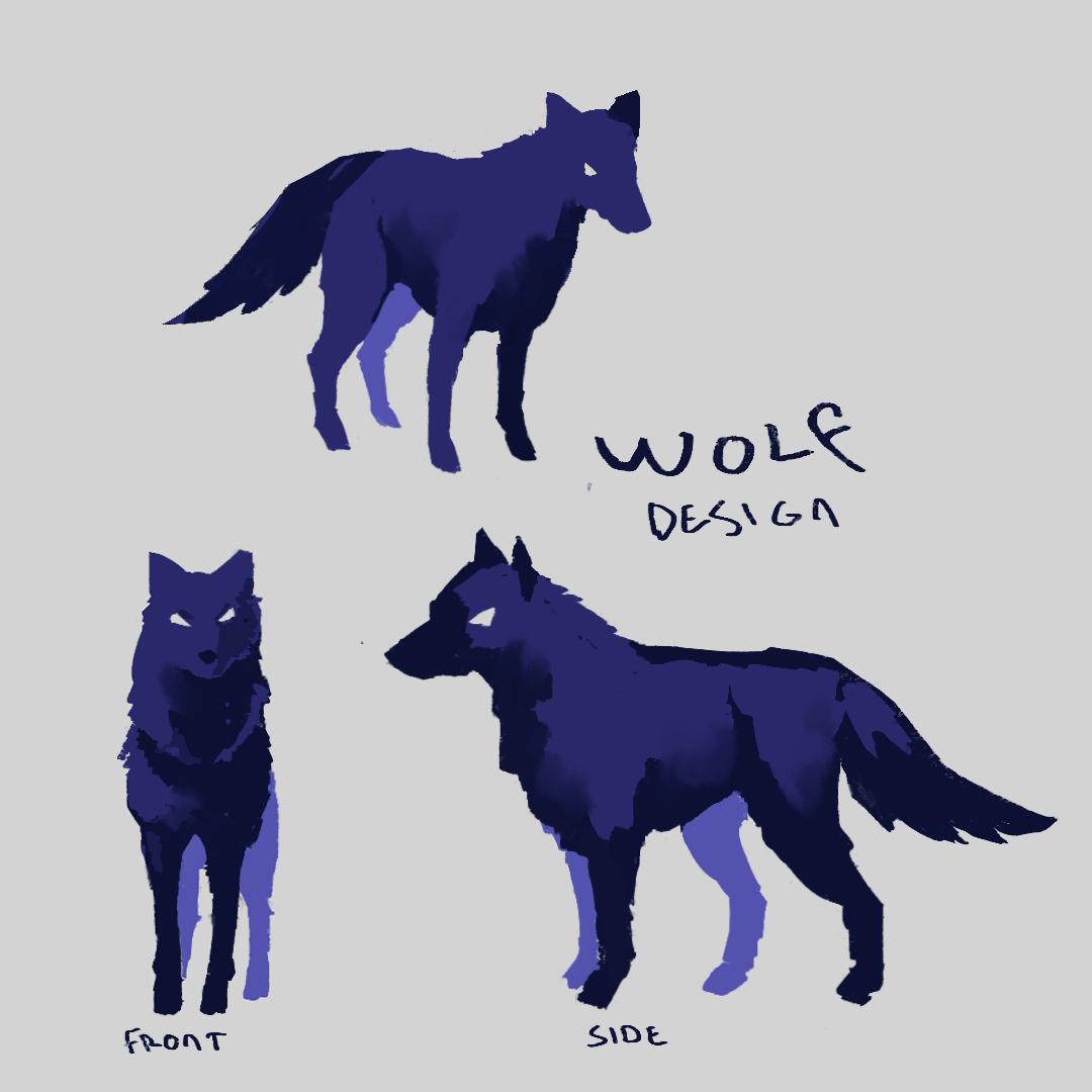 Wolves concept