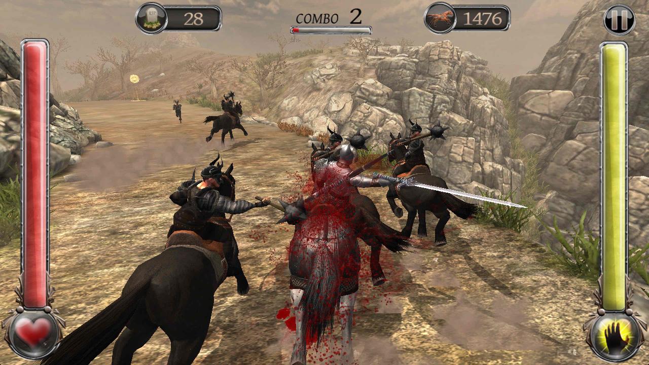 Arcane Knight 8