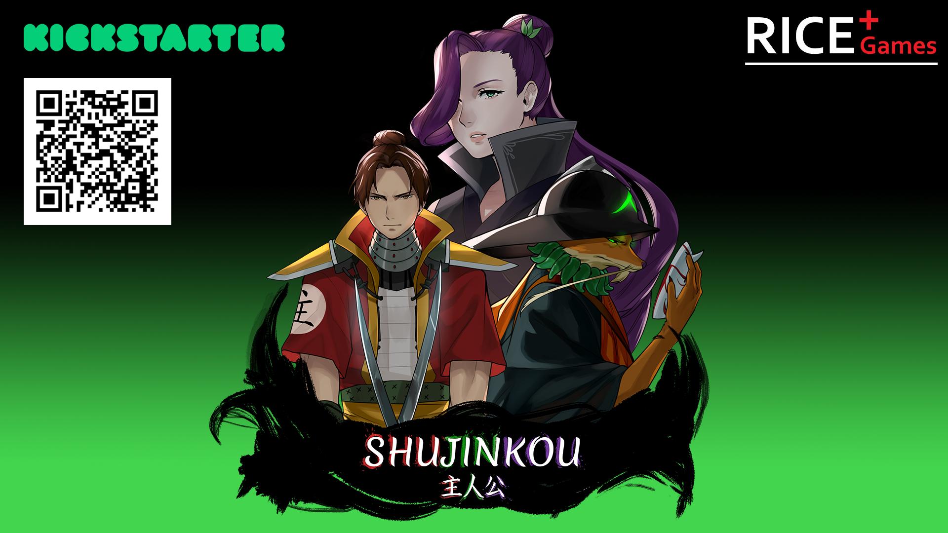 Shujinkou Promotional Image