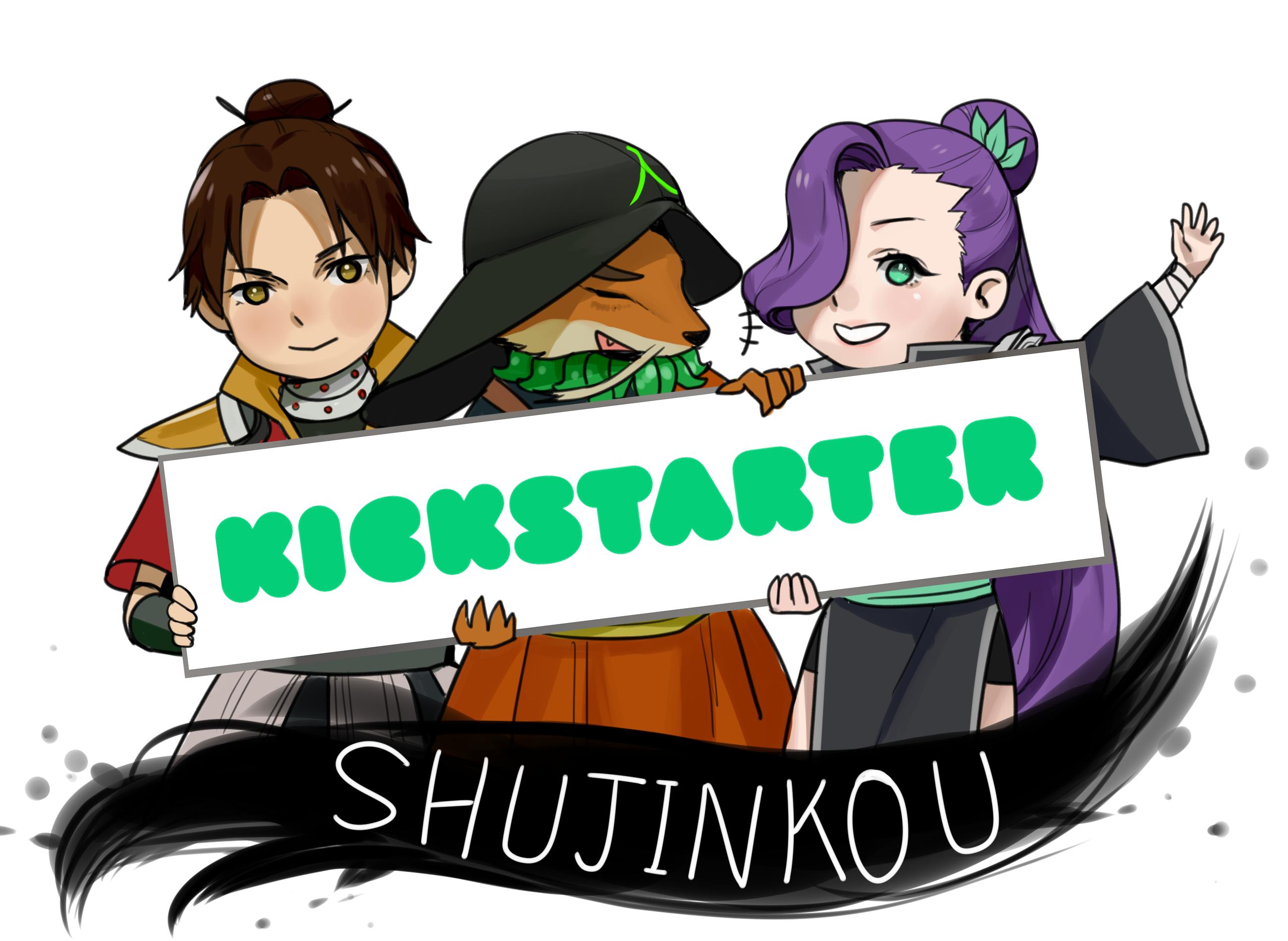 kickstarter chibi