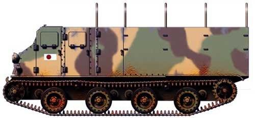 一式装甲兵車