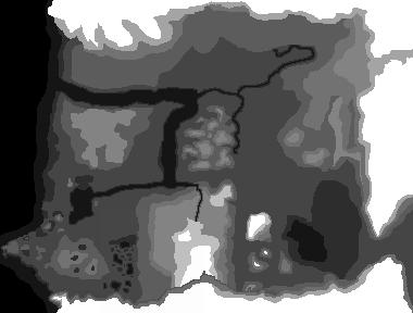 The Fallen Chronicler Height Map ©