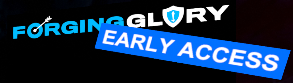 Logo with Early Access Banner