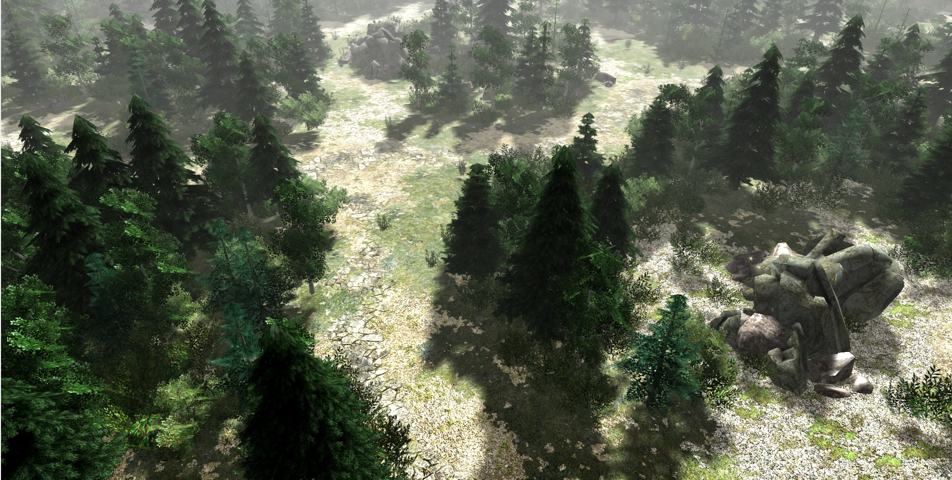 Skirmish map