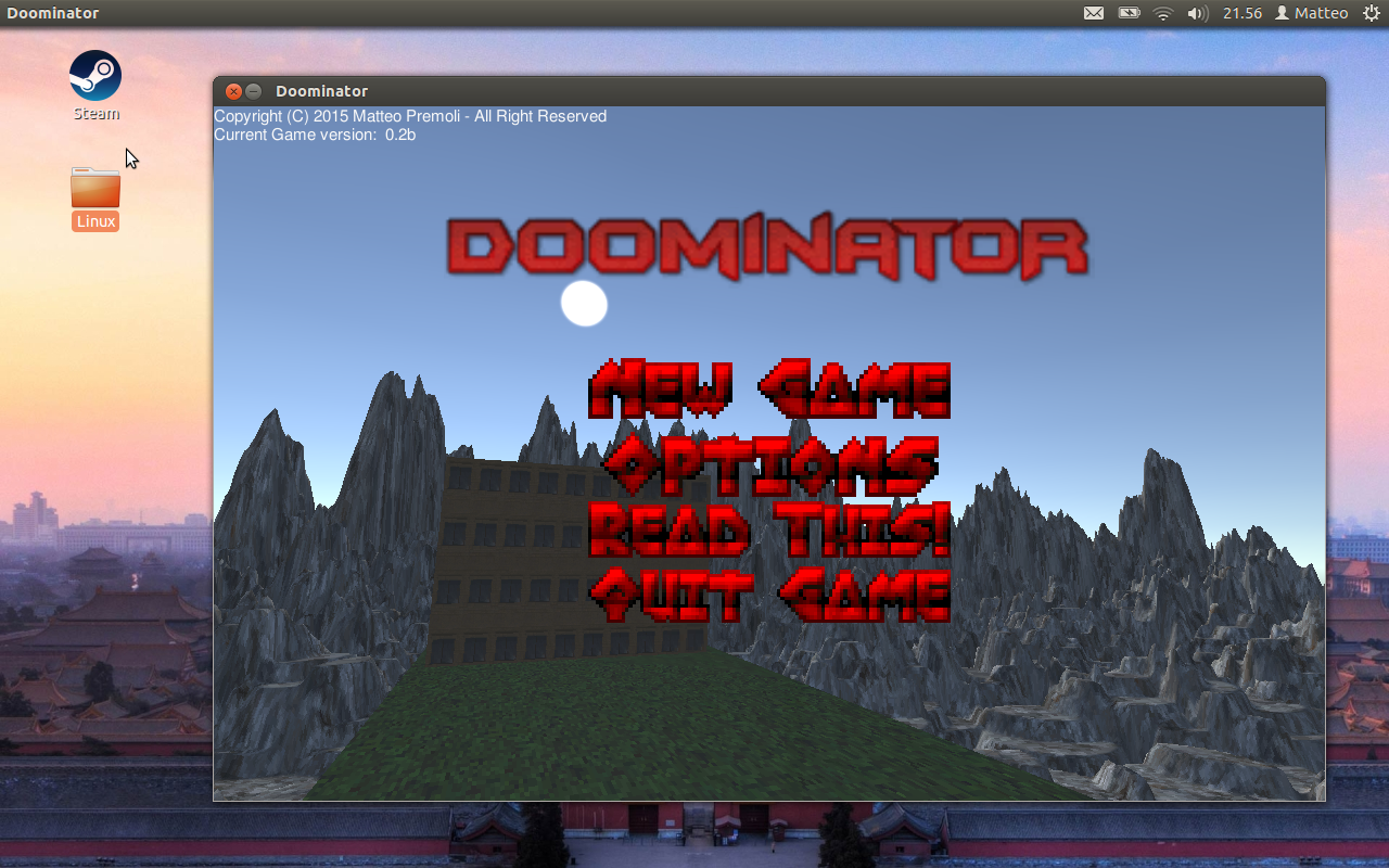 DoominatorOnLinux