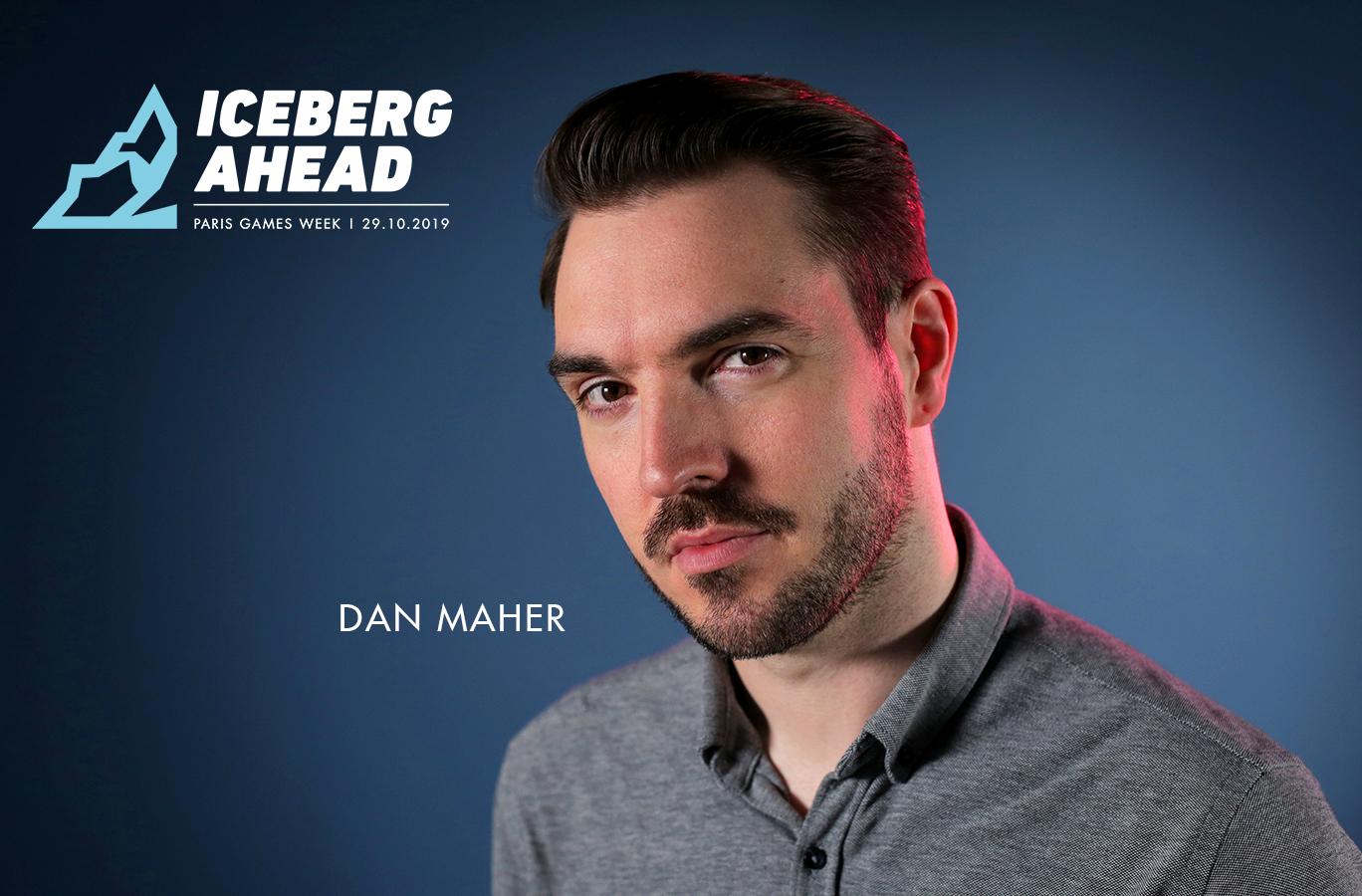 Dan Maher presents Iceberg Ahead