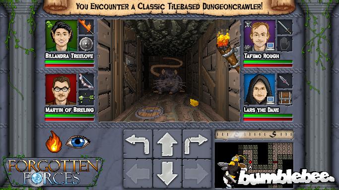 Screenshot from Forgotten Forces