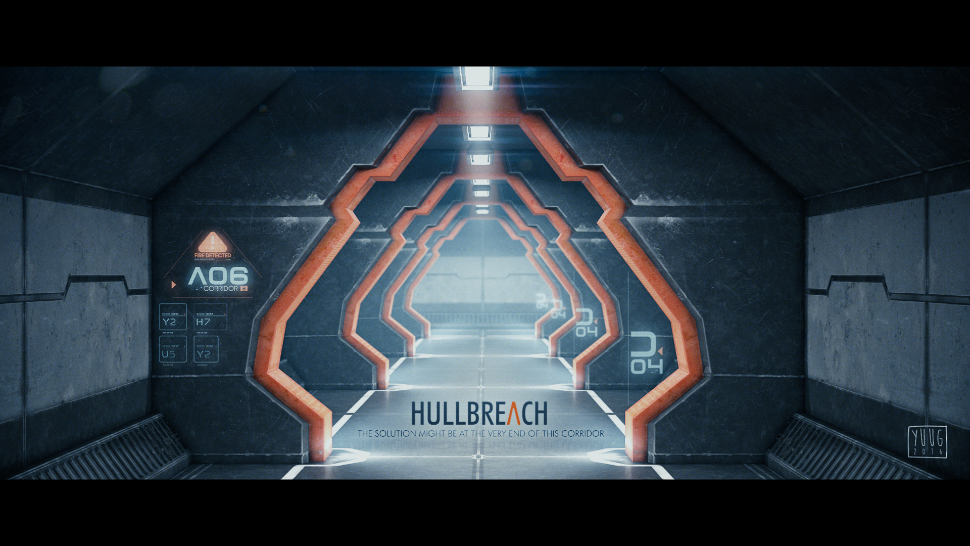 CONCEPT ART HullbreacH