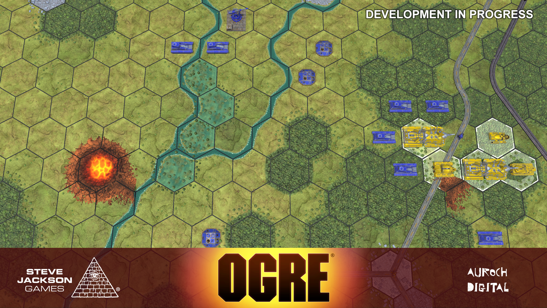 Ogre Video Game Steam Screenshot 3