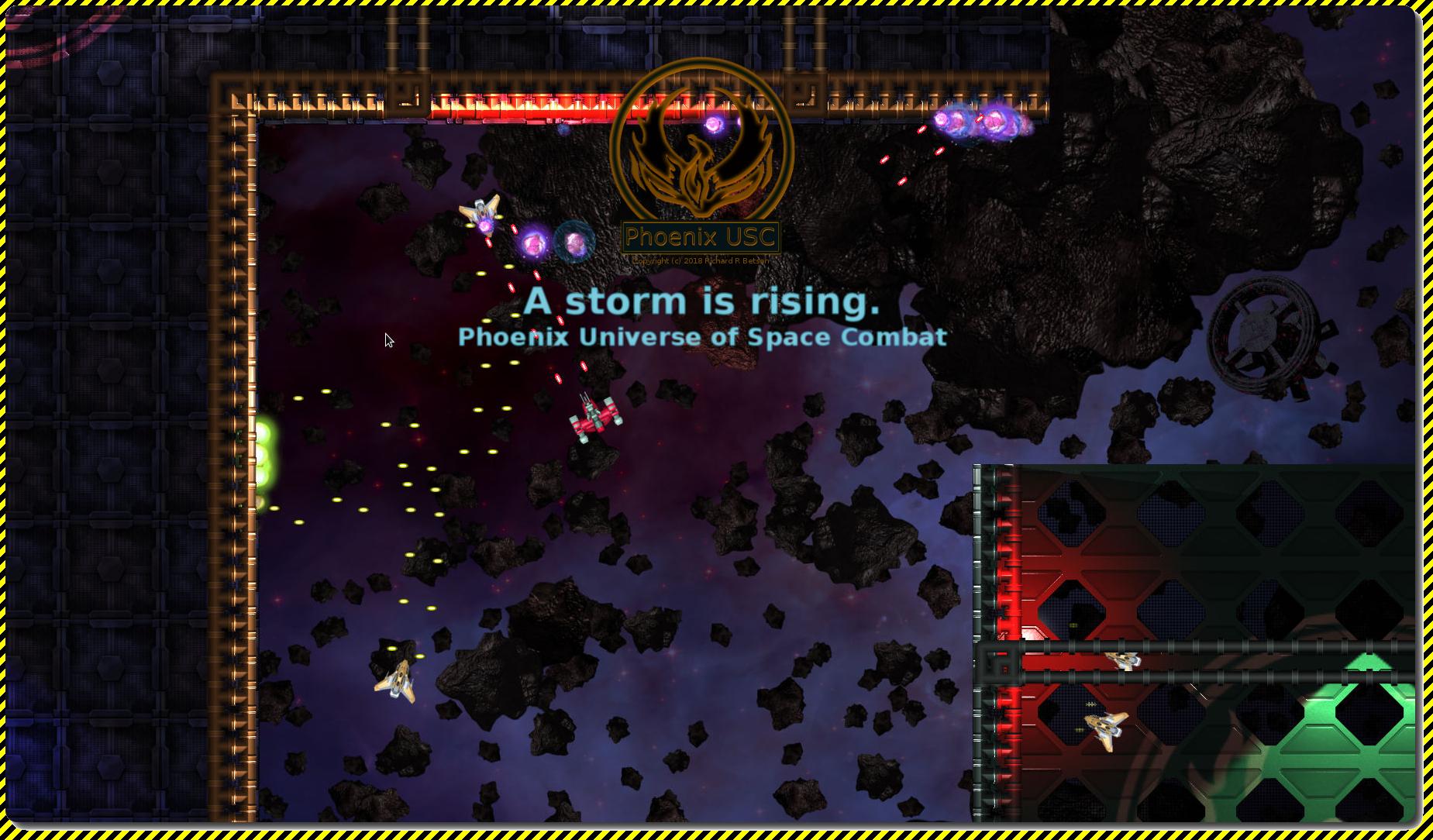 Phoenix Universe of Space Combat Windows, Mac, Linux, Web