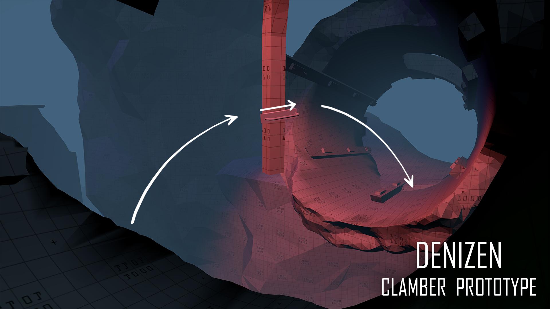 Denizen devblog 3 hardcore parkour playable demo news for Jump the gap