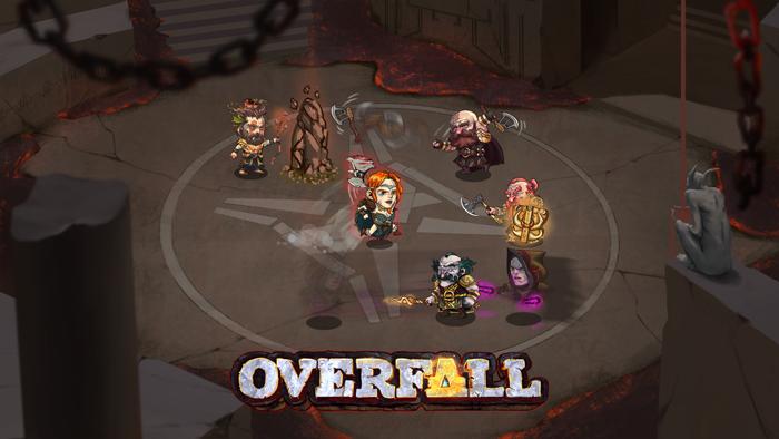Rogue Berserker Geomancer vs Dwarves at Overfall