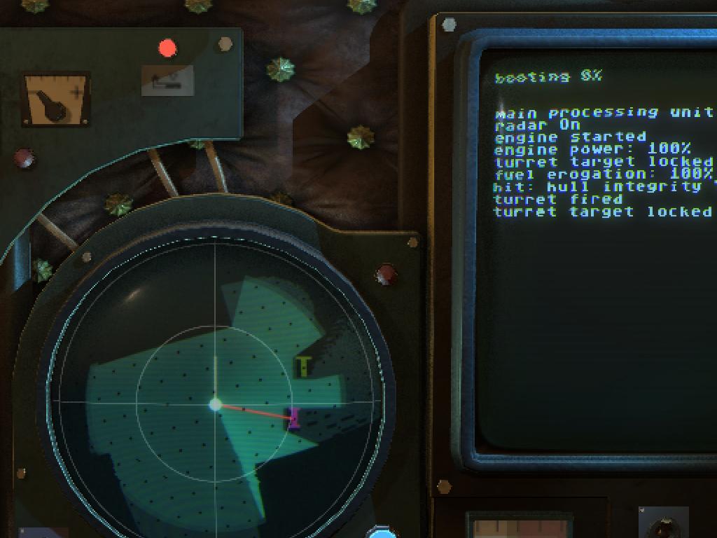 log and radar