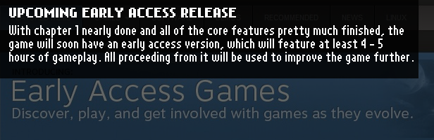 early access release