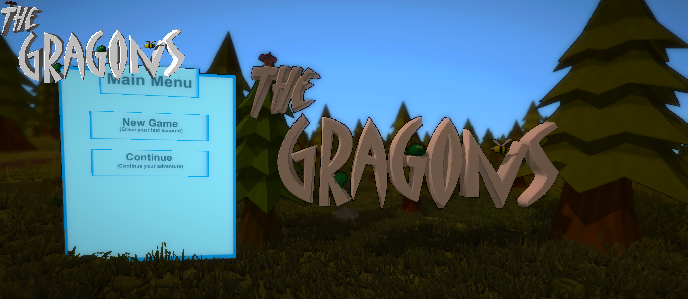 Development Update 6# Options Menu, Graphics improved, lots of new Gragons and much more