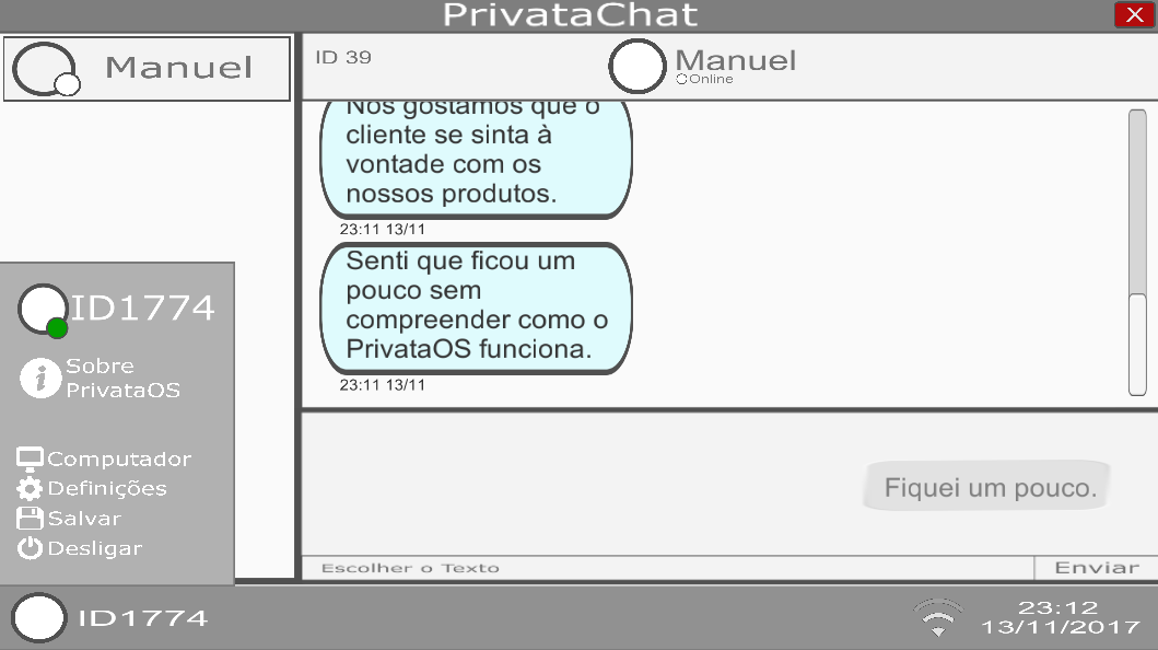 PrivataChat