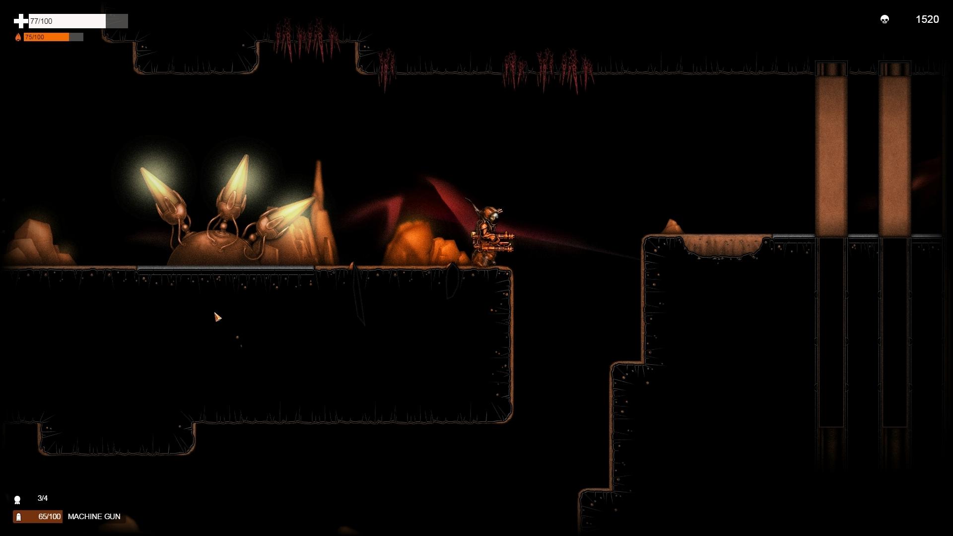 Orange Moon puzzles screenshot 2