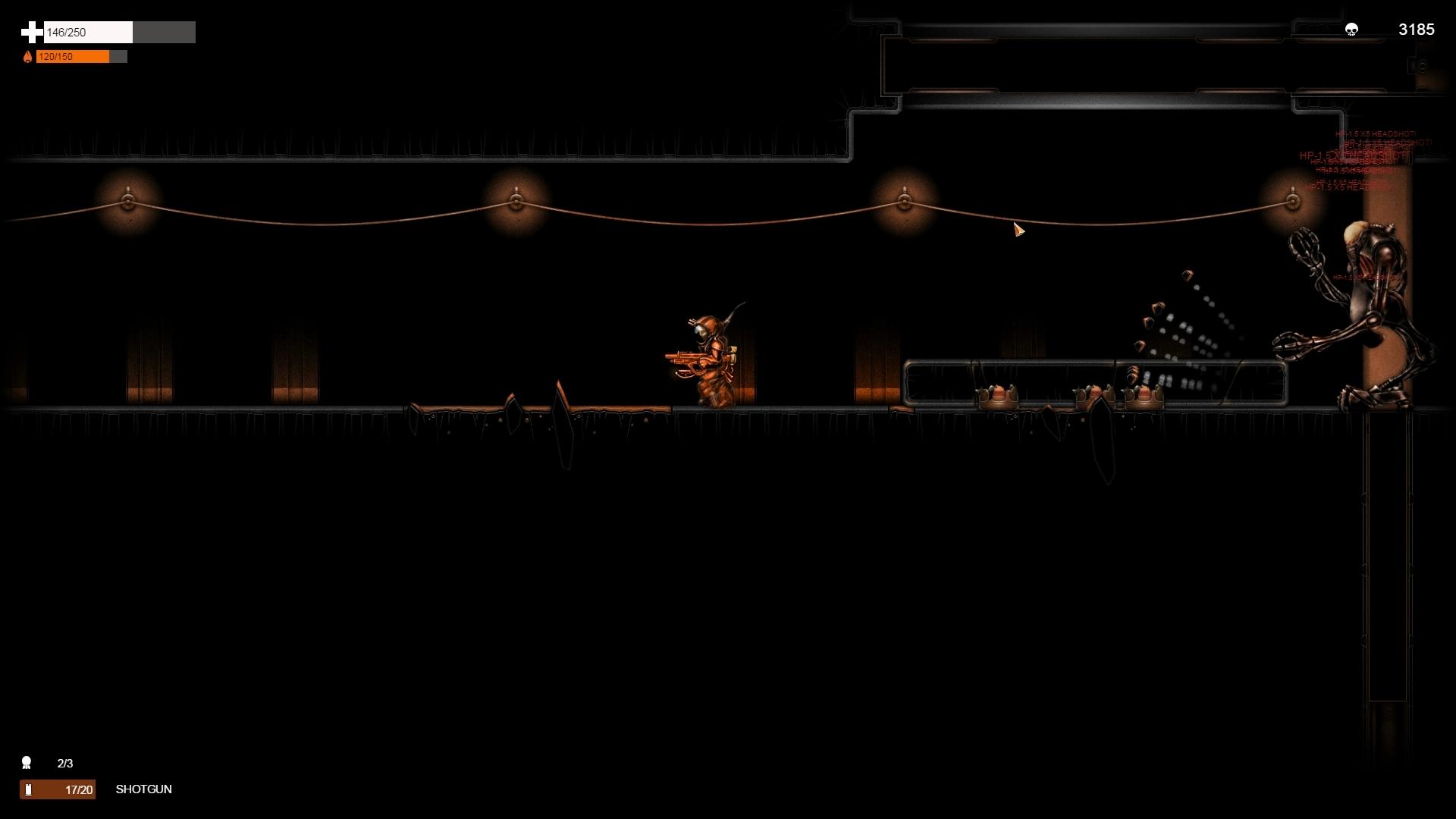 Orange Moon screenshot