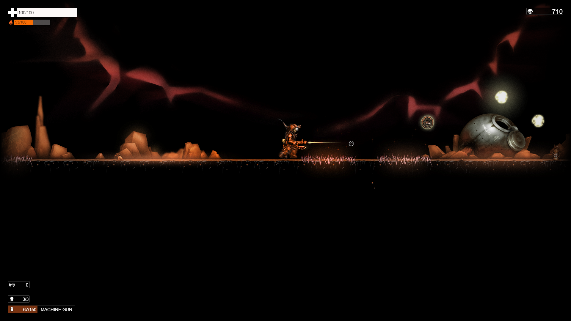 OrangeMoon screenshot3