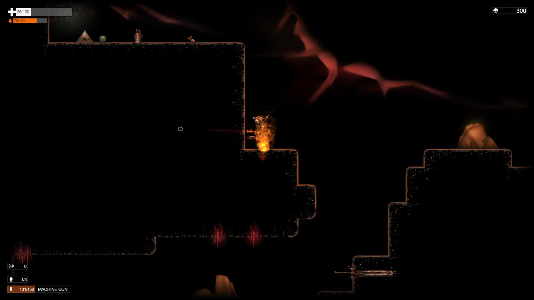 Orange Moon Demo screenshot