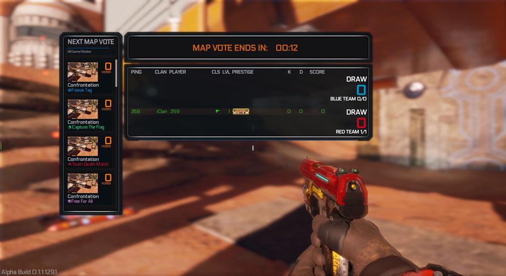 Map Vote