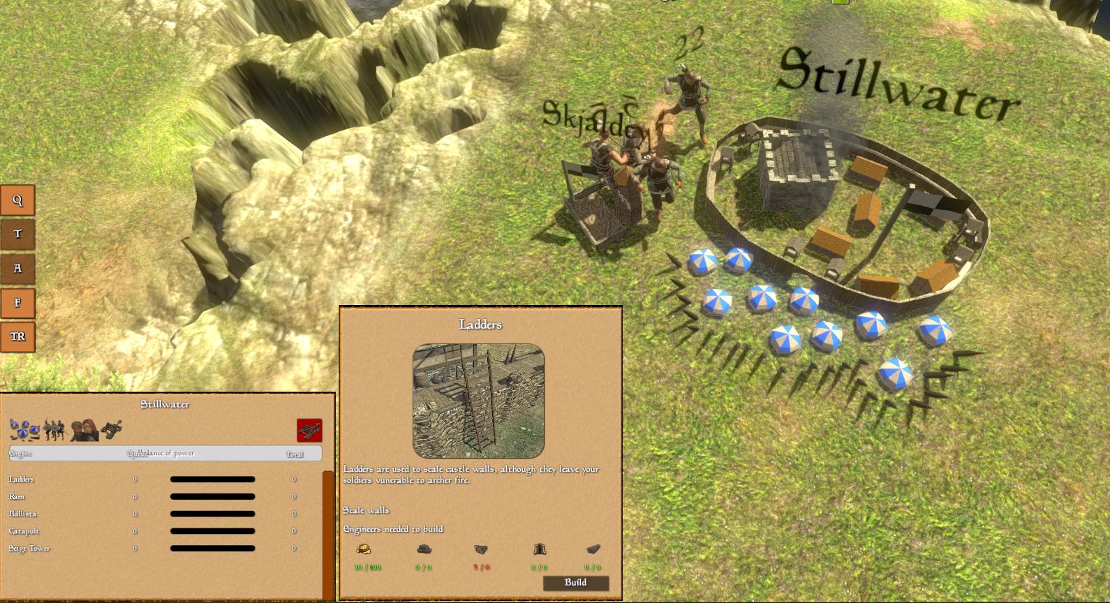SiegePrep