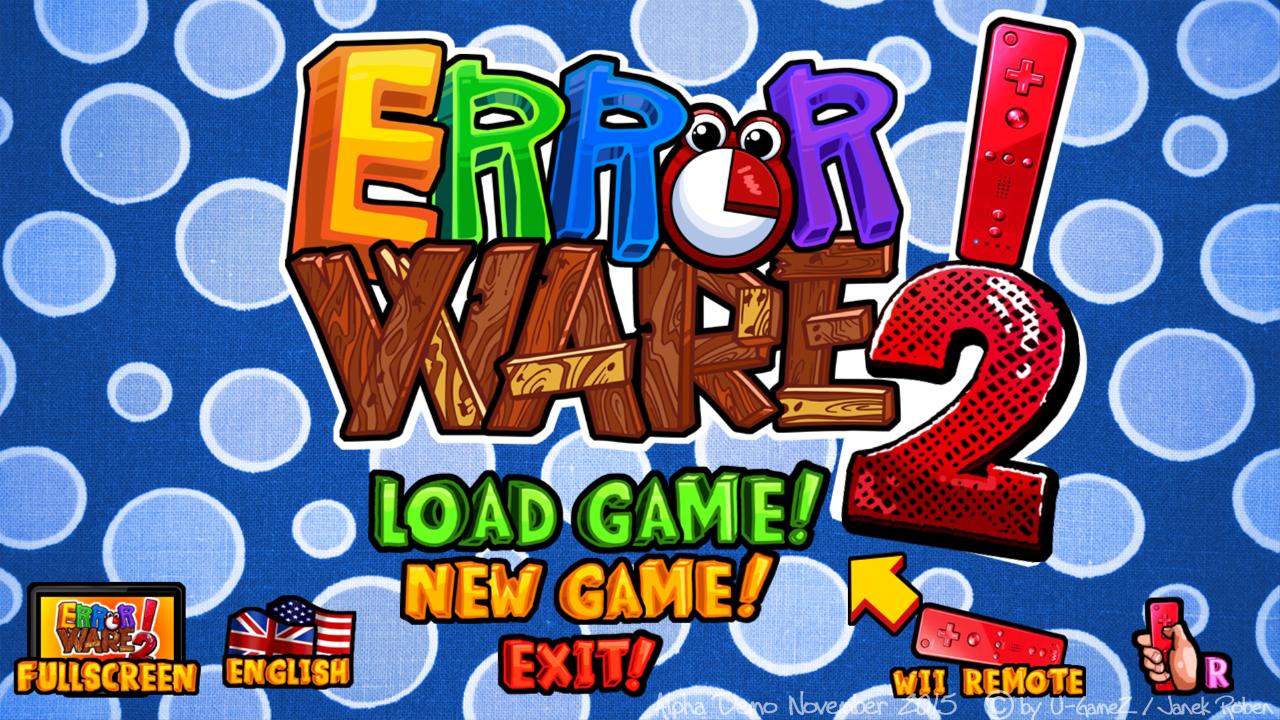 ErrorWare2 AlphaDemo November201 1