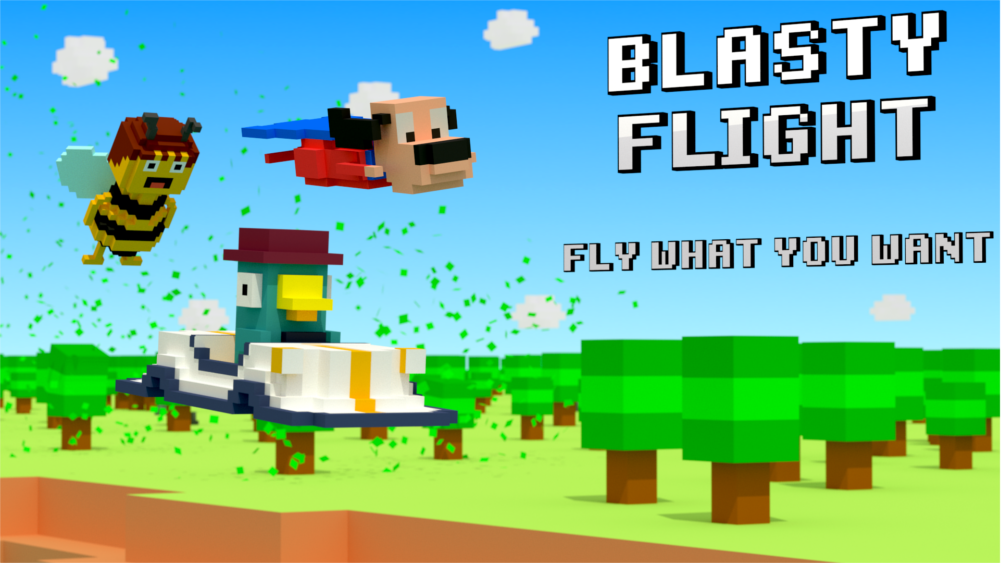 Blasty Flight promo 2 res 1000