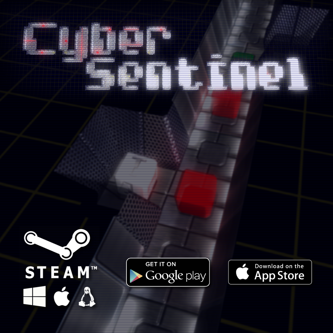 Cyber Sentinel released on mobiles