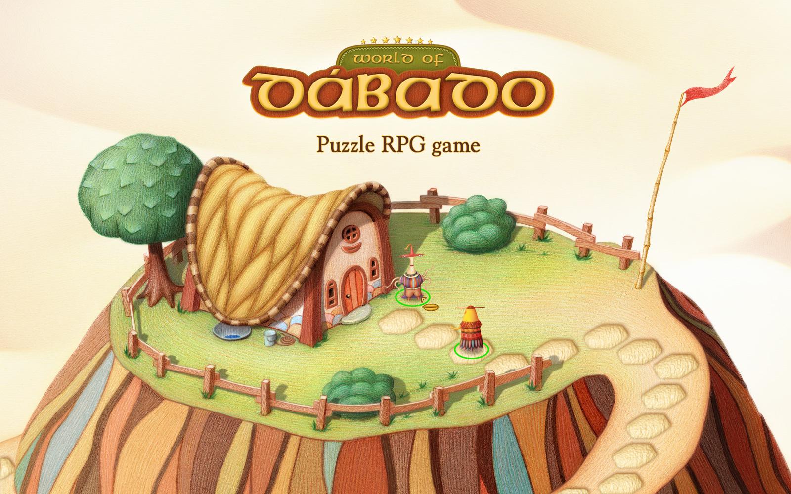 World of Dabado - Puzzle RPG game