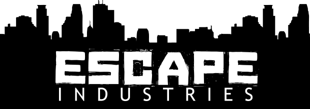Escape Industries IndieDB Footer