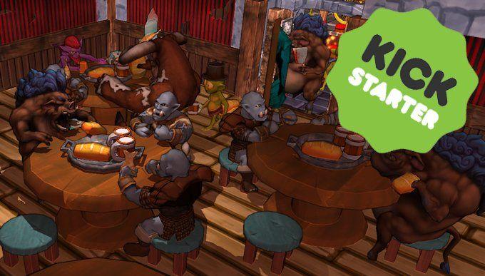 Dwelvers on Kickstarter
