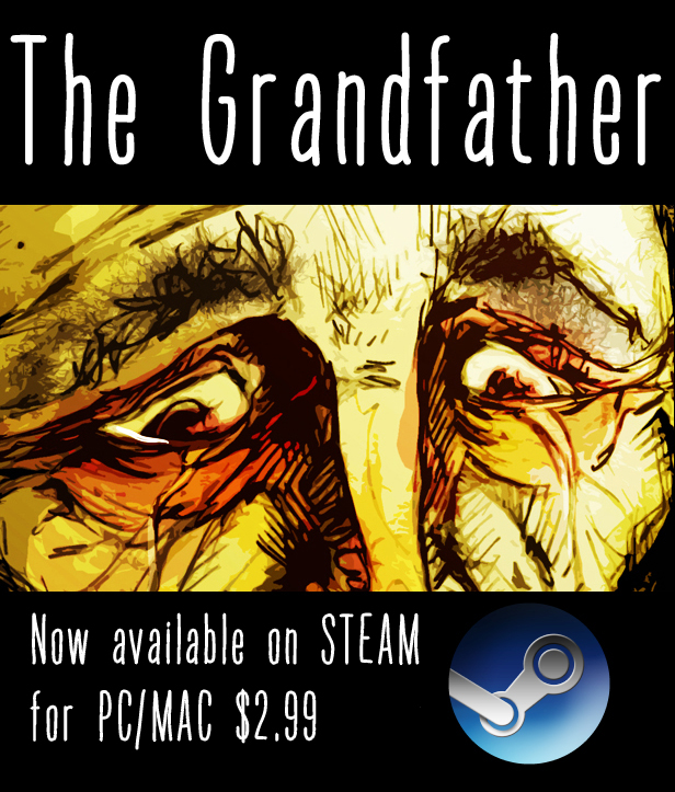 """""""The Grandfather"""" Now Available On Steam For PC/MAC News"""