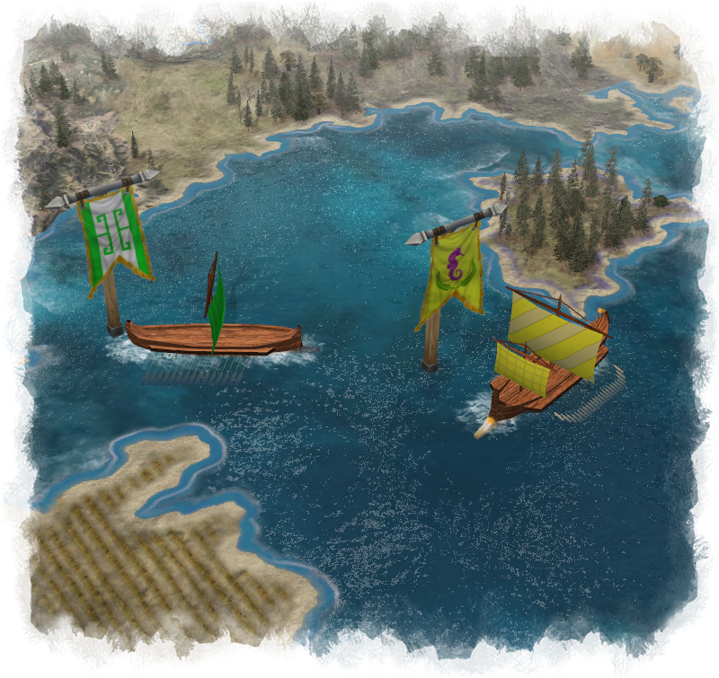 Bandits on the trade routes